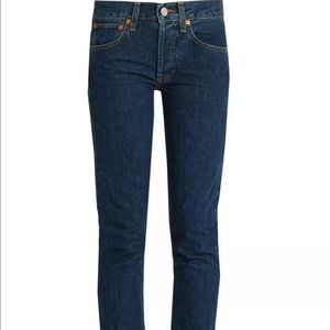 NWT re/done skinny jeans